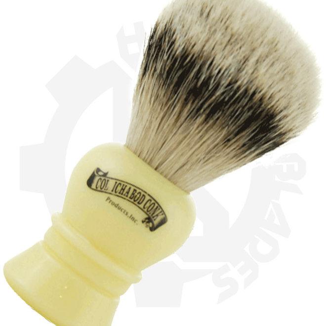 Colonel Ichabod Conk 910 Shave Brush Ivory Shaving Brushes