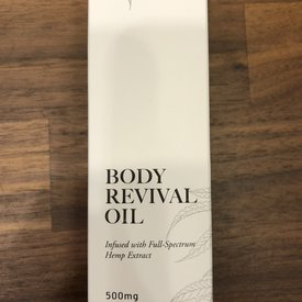 BLNCD REVIVAL Body Oil