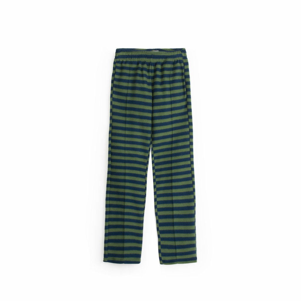Barn of Monkeys Striped Pintuck Pants