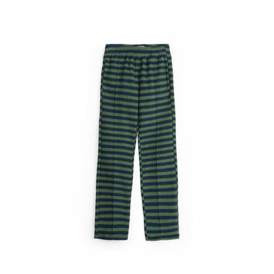 Barn of Monkeys Striped Pintuck Pants