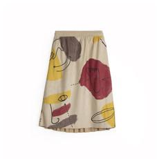 Barn of Monkeys Senses Midi Skirt