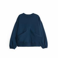 Barn of Monkeys Hidden Pocket  Sweatshirt
