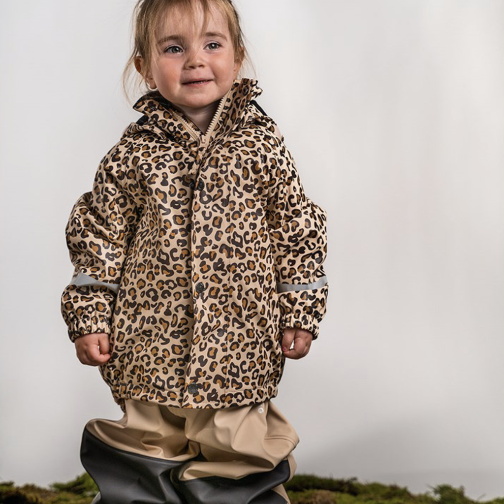 Kuling Ottawa Rain Set Leopard