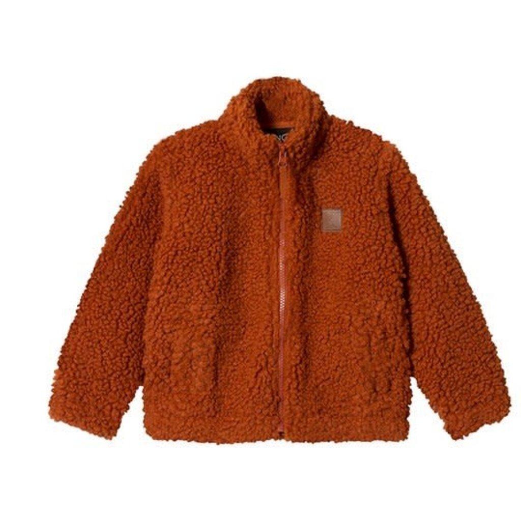 Kuling Turin Teddy Jacket Autumn Orange