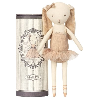maileg Dancing Ballerina Bunny in Tube