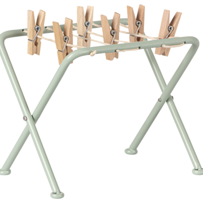 maileg Drying rack with pegs