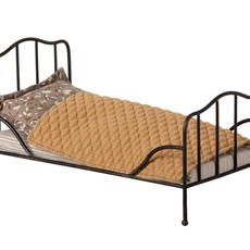 maileg Vintage mini bed Anthracite