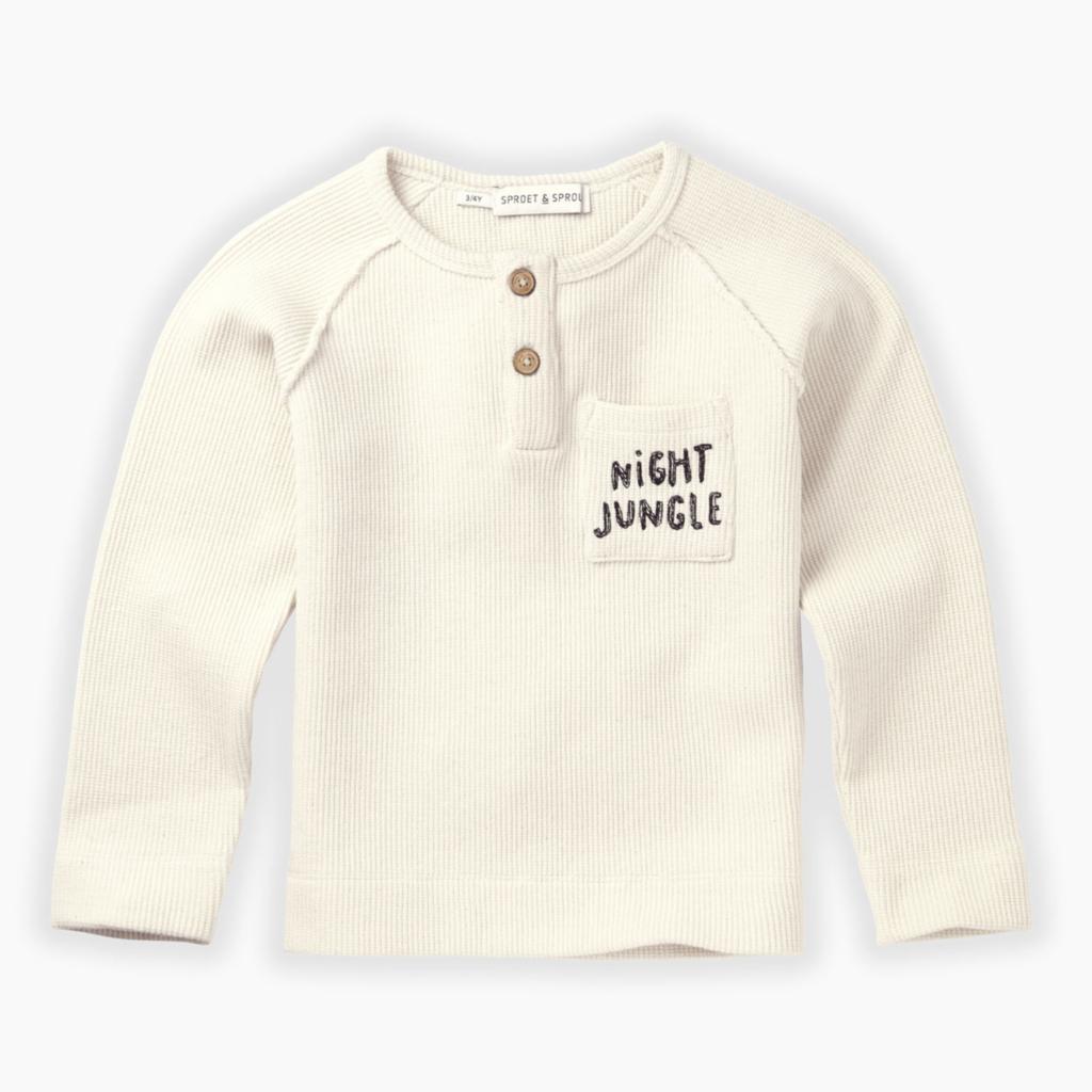 Sproet & Sprout Night Jungle Sweatshirt
