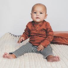 Sproet & Sprout Stripe Jersey legging
