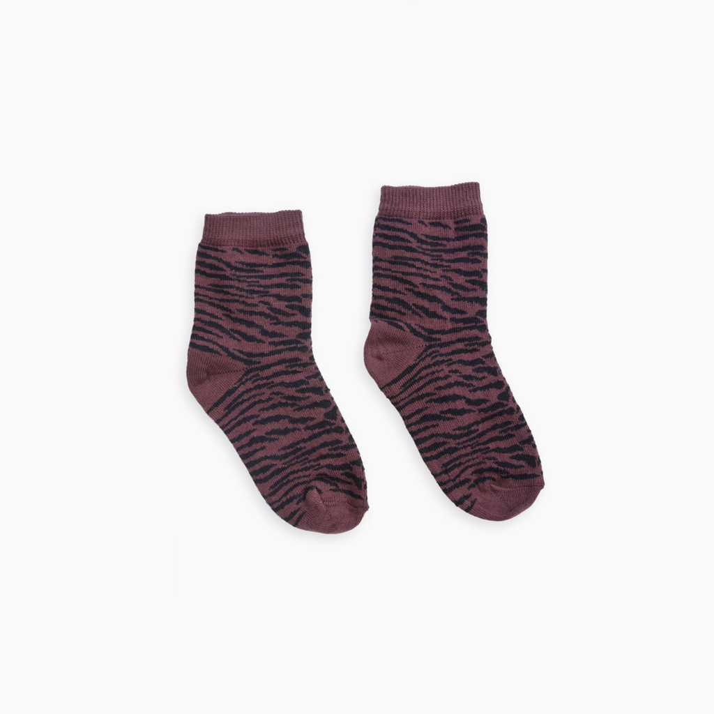 Sproet & Sprout S&S Tiger Sock AW19-958