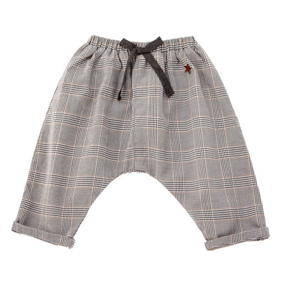 tocoto vintage Baby plaid trousers