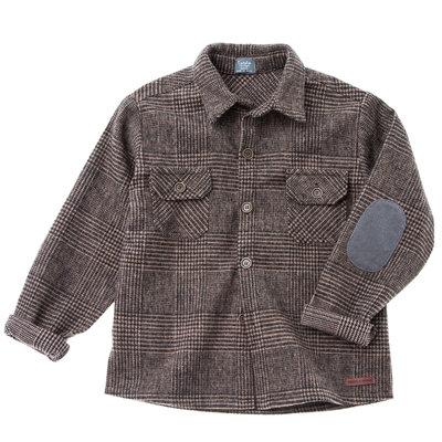 tocoto vintage Checker oversize shirt