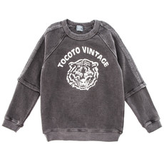 tocoto vintage Tiger sweatshirt