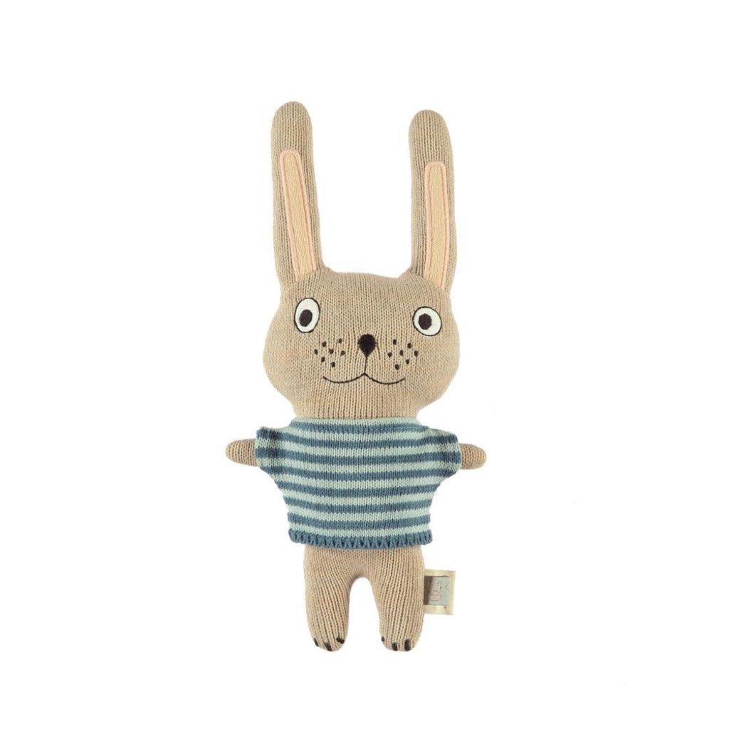OYOY Baby Felix Rabbit Multi