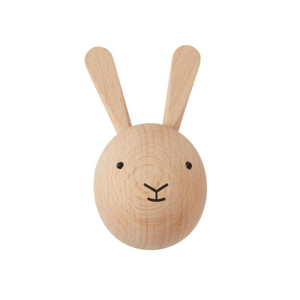 OYOY Mini Hook Rabbit Nature