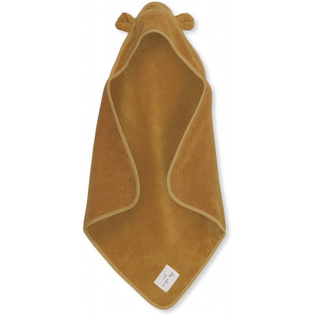 konges Sløjd Kids terry towel mustard