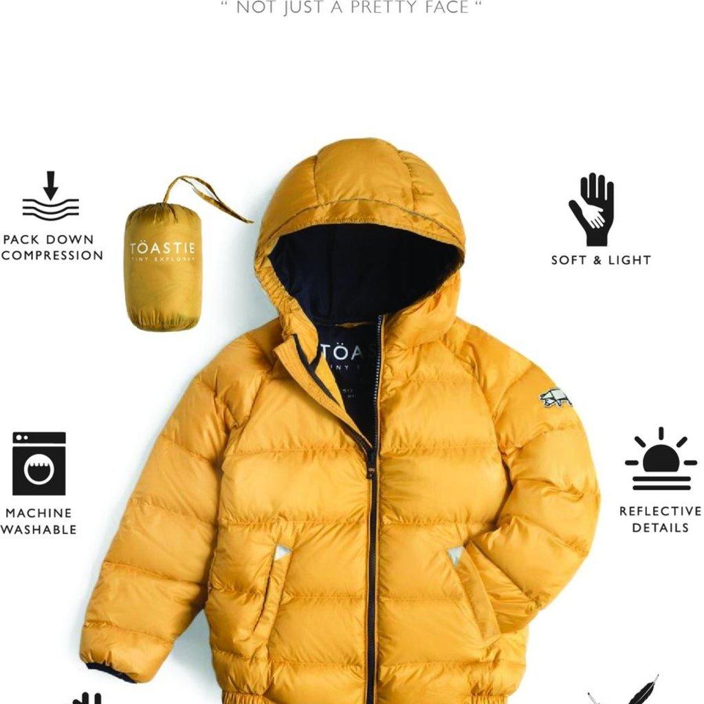 Toastie Down jacket