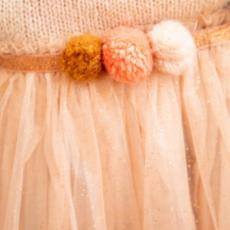 Bonheur Du Jour Sequined TUTU Skirt