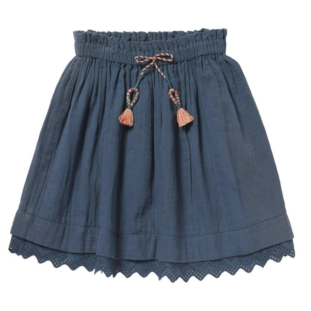 Bonheur Du Jour Scalloped Skirt Tara