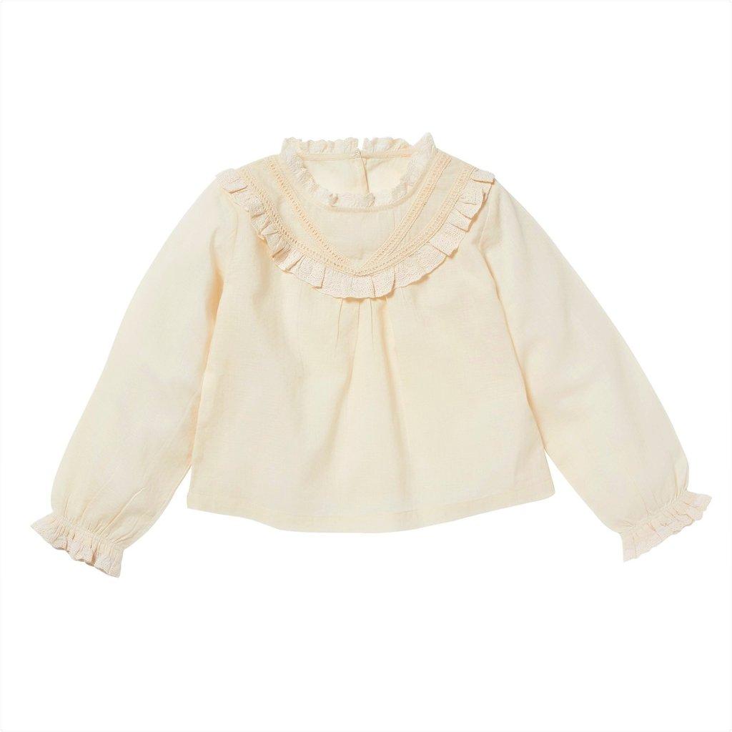 Bonheur Du Jour Vintage blouse Lenny