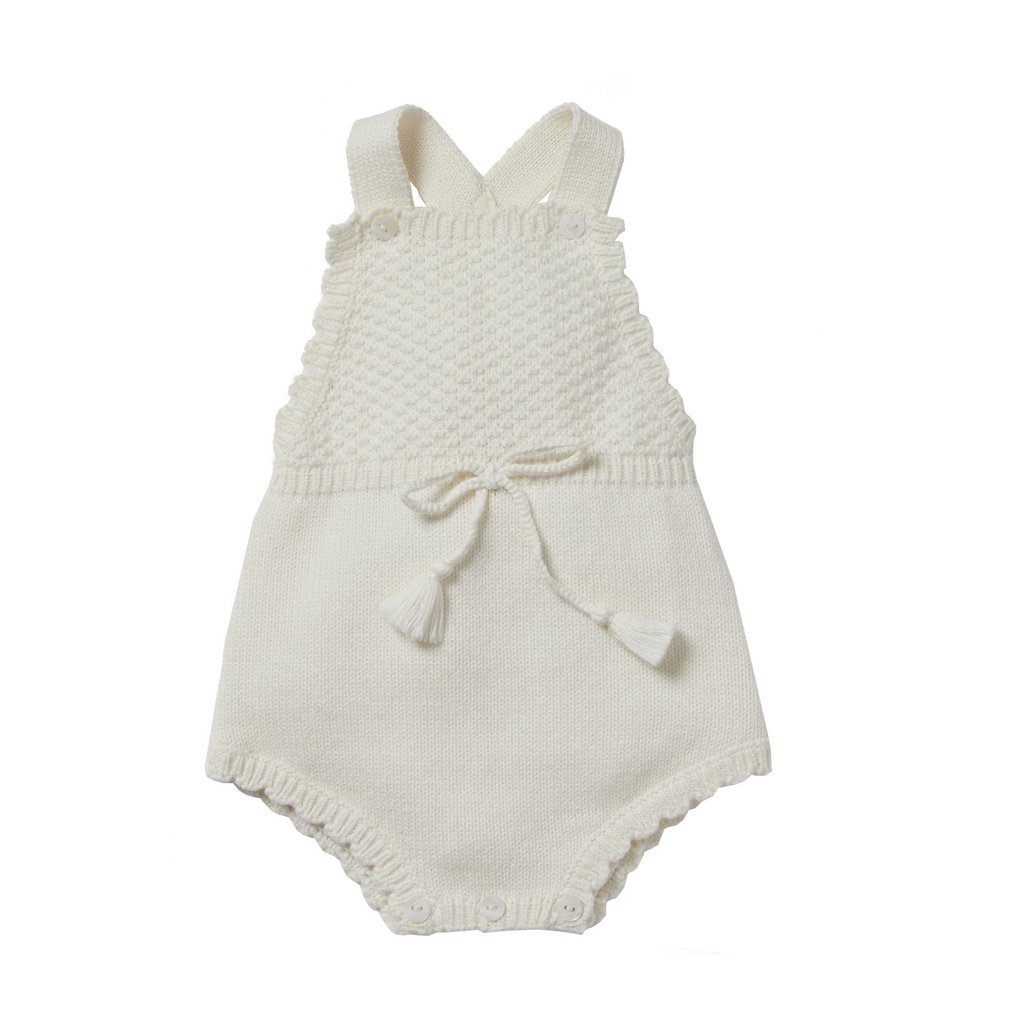 Bonheur Du Jour Knitted overall Prince