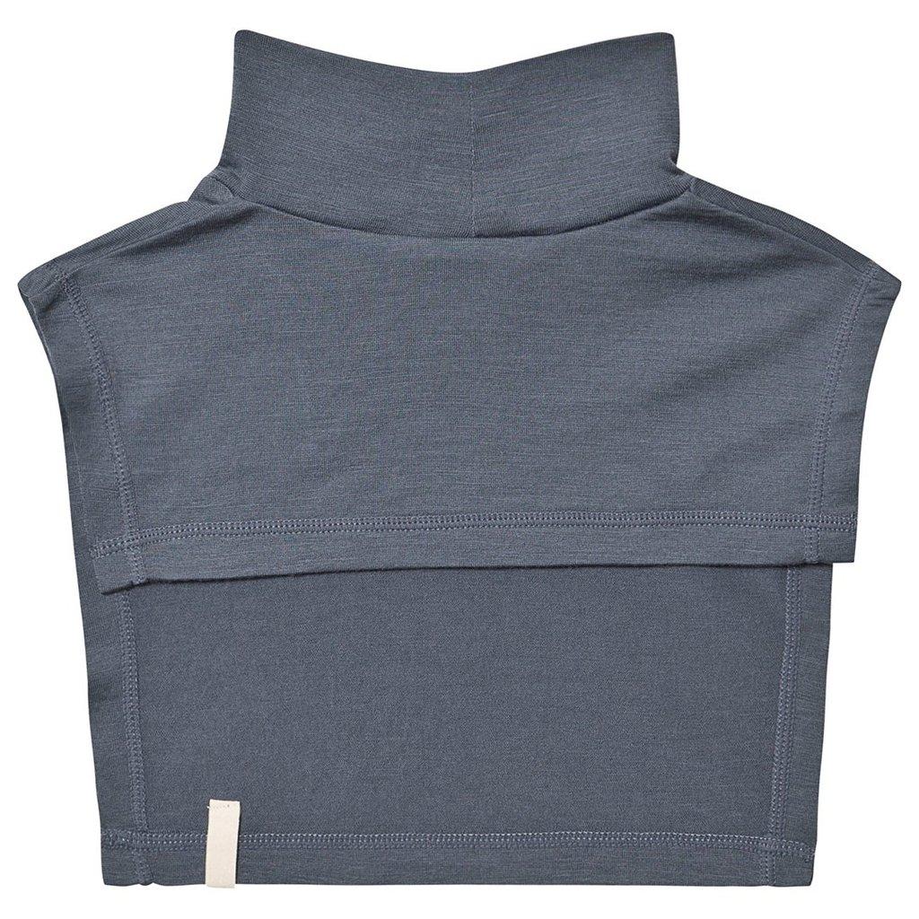Kuling Wool Neck Warmer Denim Blue