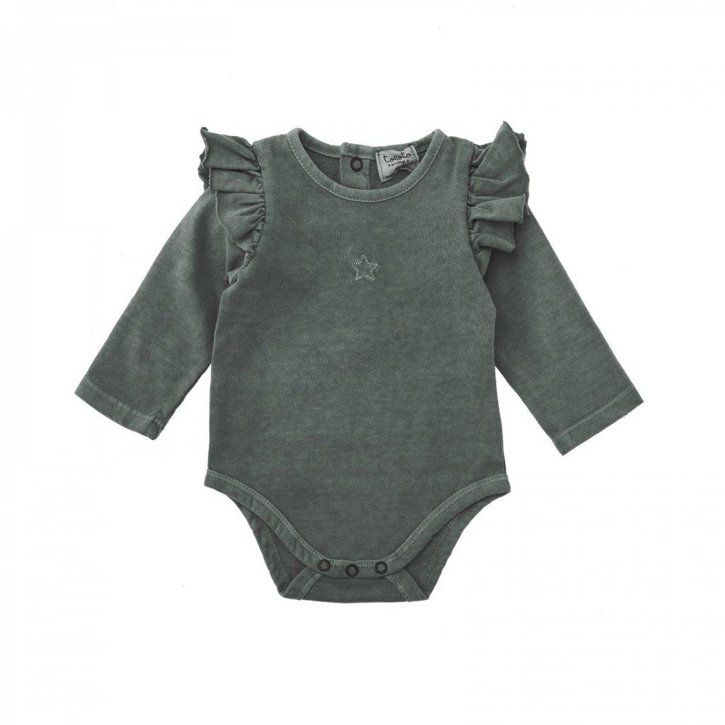 tocoto vintage Plain jersey body