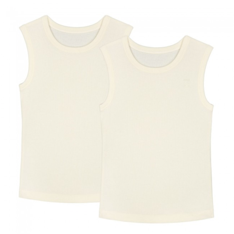 Gray Label Sleeveless Vest 2 pack