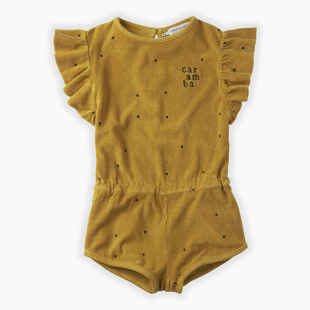 Sproet & Sprout Caramba Jumpsuit
