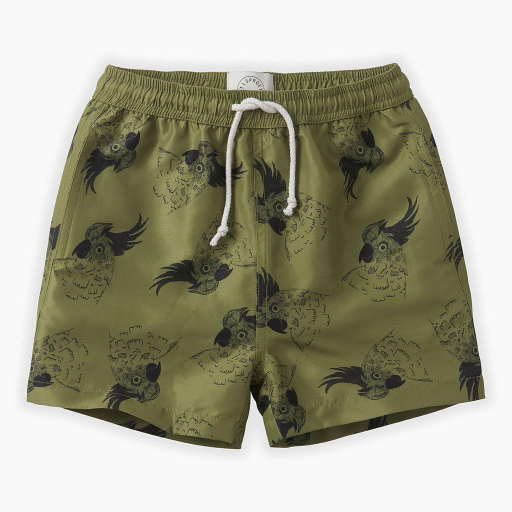 Sproet & Sprout  Cockatoo Swimshort