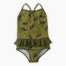 Sproet & Sprout Cockatoo Swimsuit