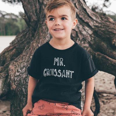 Sproet & Sprout Mr. Croissant T-Shirt