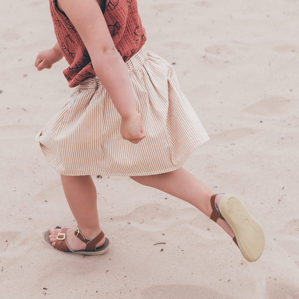 Sproet & Sprout Pinstripe Skirt