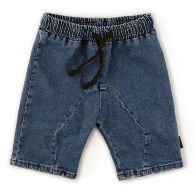 nununubaby denim shorts