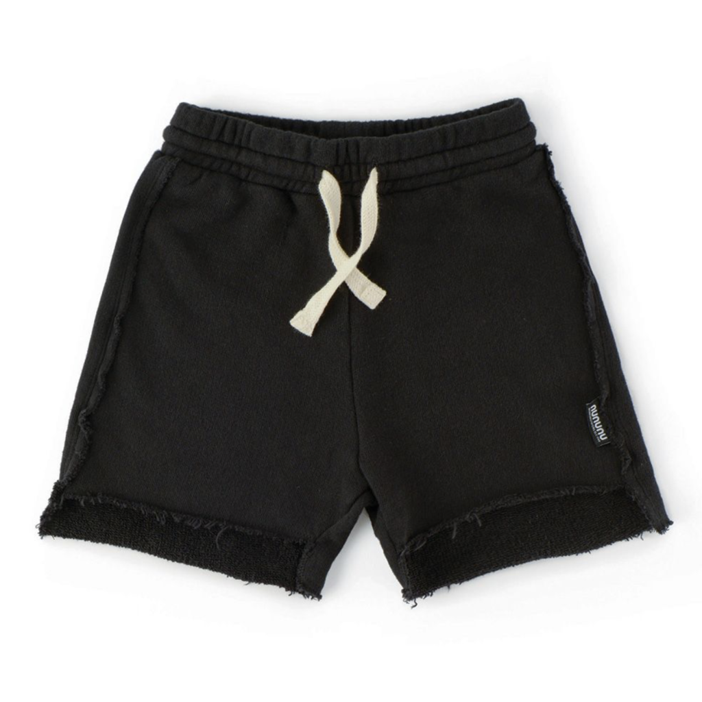 nununubaby 2 lengths sweatshorts