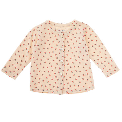 tocoto vintage Strawberry Cardigan