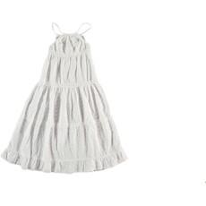 tocoto vintage Vintage Swiss Embroidered long dress