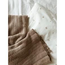 konges Sløjd Baby Pointelle Blanket
