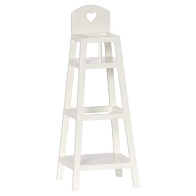 maileg High Chair for My, Off-White