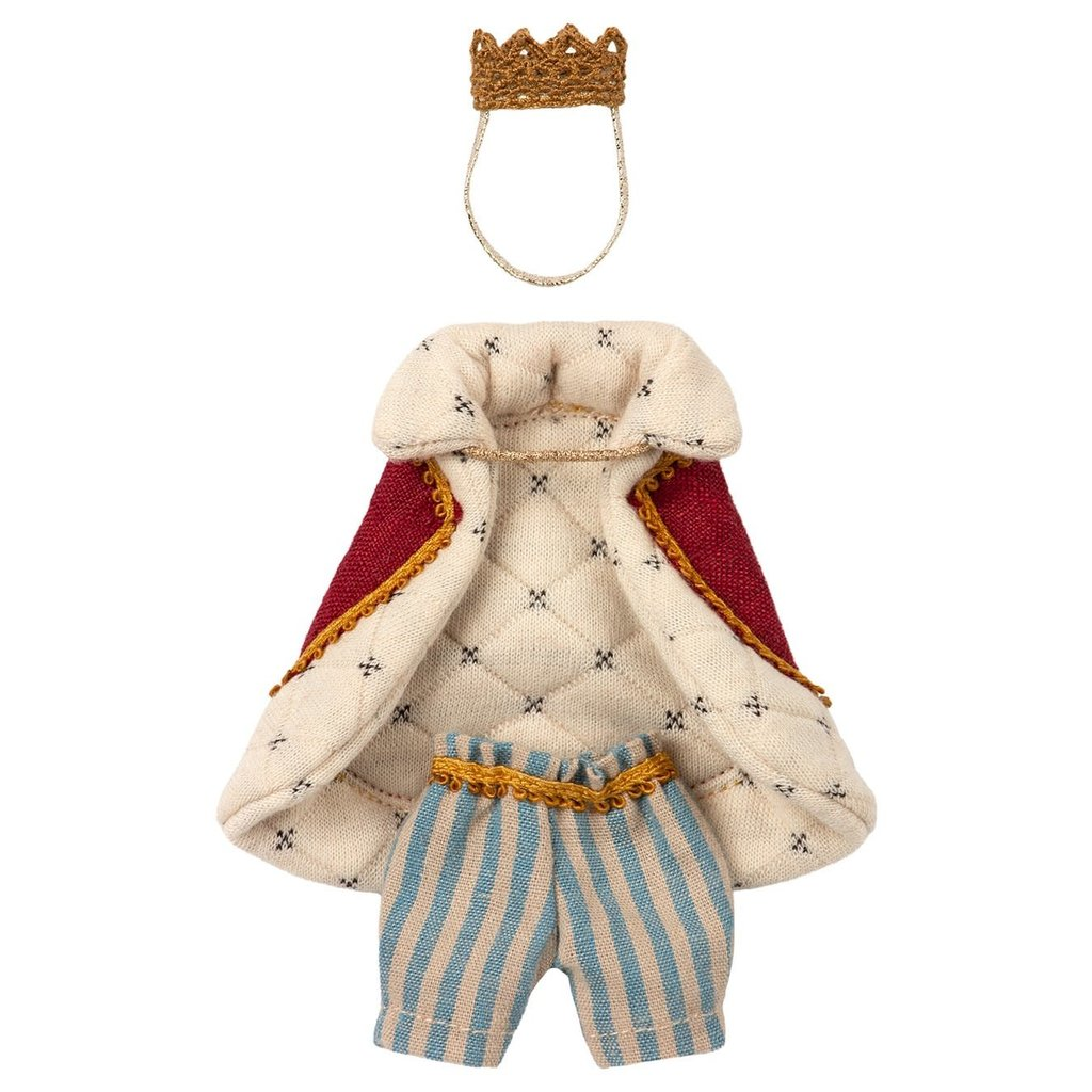 maileg Clothes for King Mouse