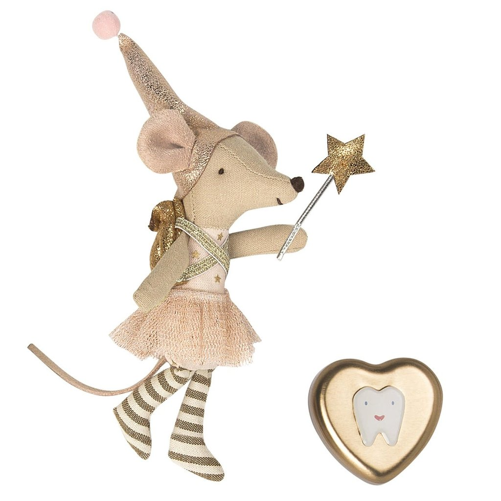 maileg Tooth Fairy Big Sister Mouse