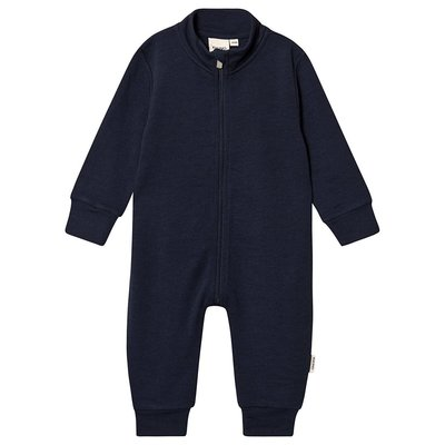 Kuling baby wool Terry suit