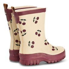 Kuling Caracas rubber boots cherry