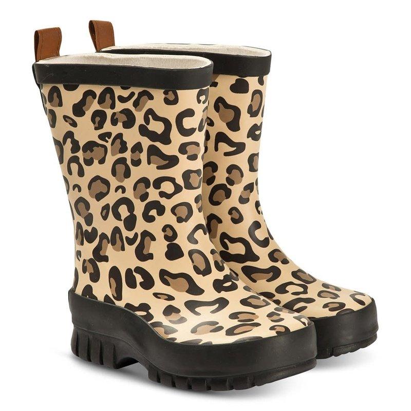 Kuling Caracas Rubber boots leopard