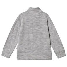 Kuling Wool Terry Cardigan Grey Melange