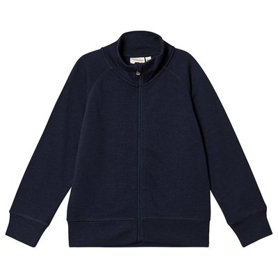 Kuling Kids wool Terry cardigan