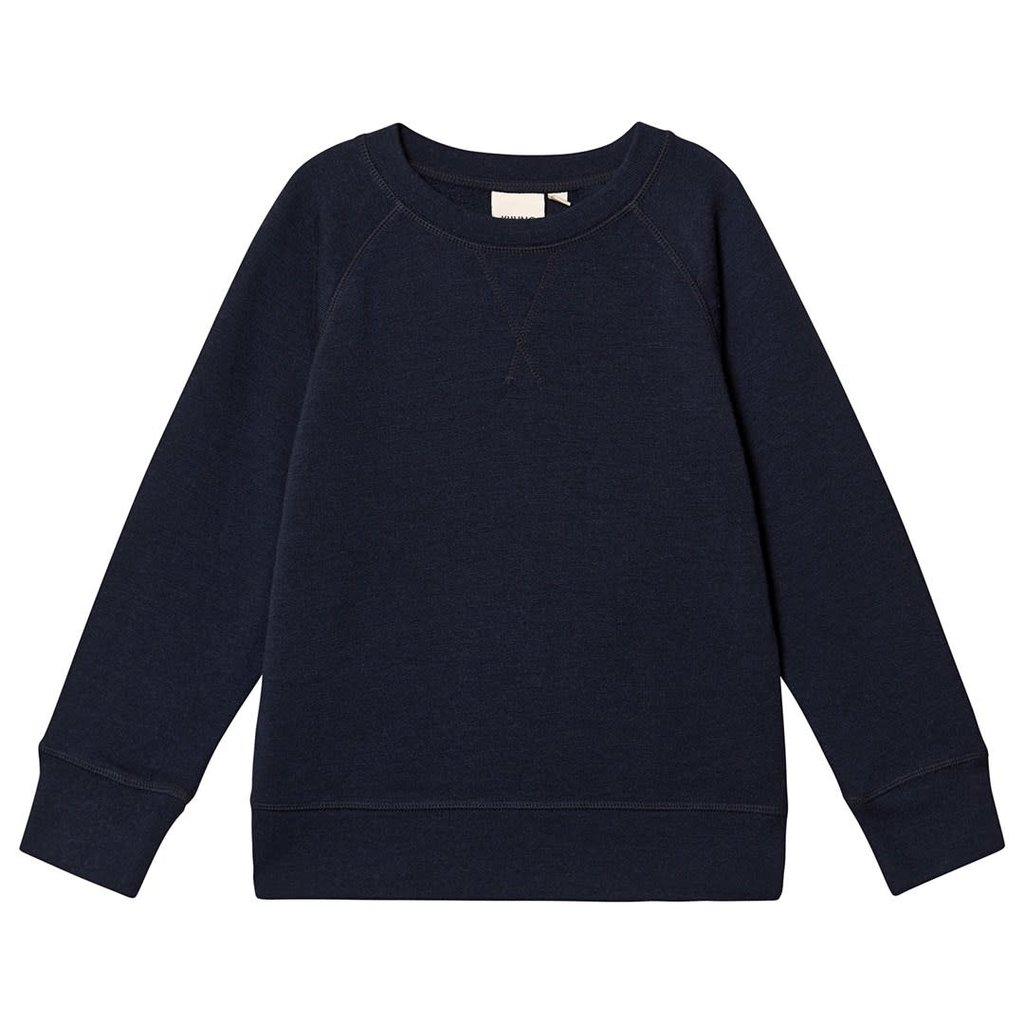 Kuling Kids wool Terry sweater