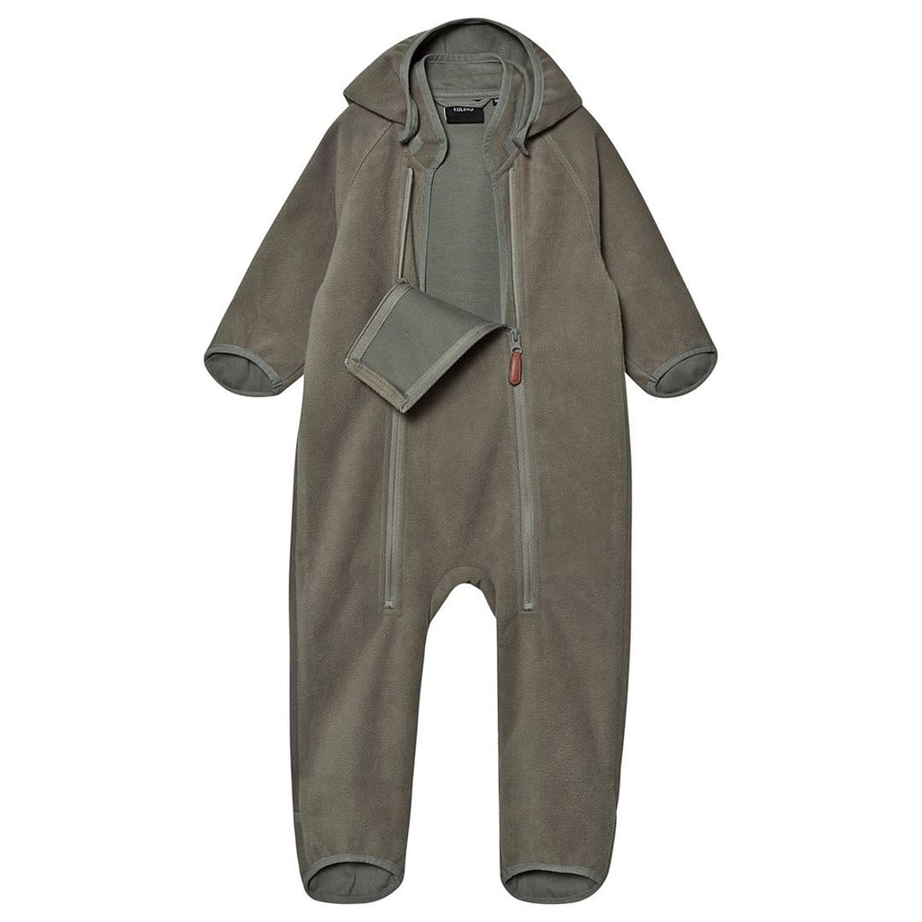 Kuling Livigno windfleece coverall