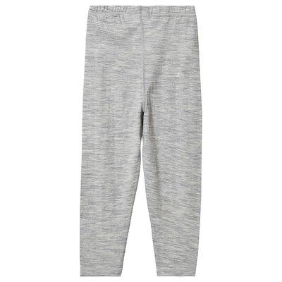 Kuling Wool Pants Grey Melange