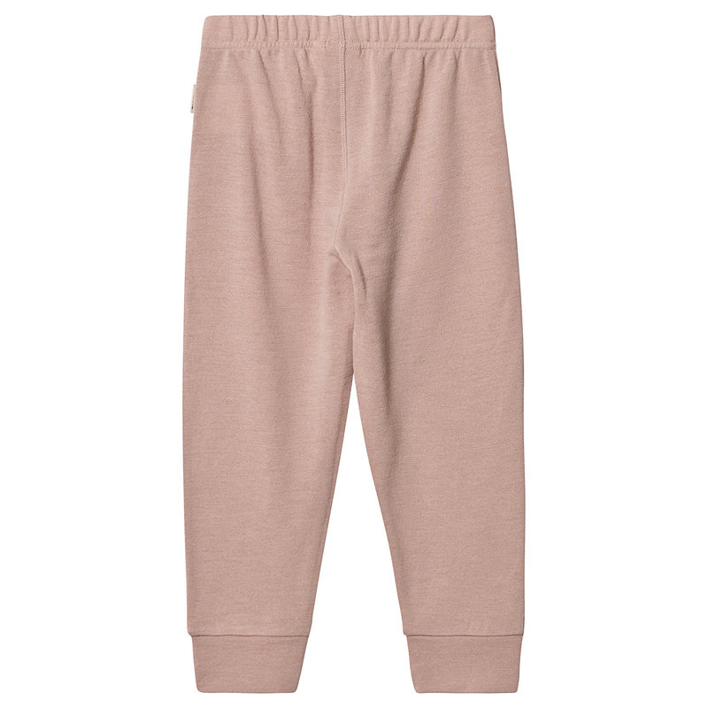 Kuling Wool Terry Pants Pink